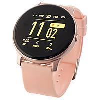 Смарт часы Kospet розовые водонепроницаемые женские умные часы SmartWatch