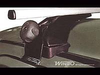 Перемычки на рейлинги Mitsubishi L200