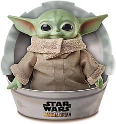 Йоду Плюшева Іграшка Мандалорец Mandalorian Yoda GWD85