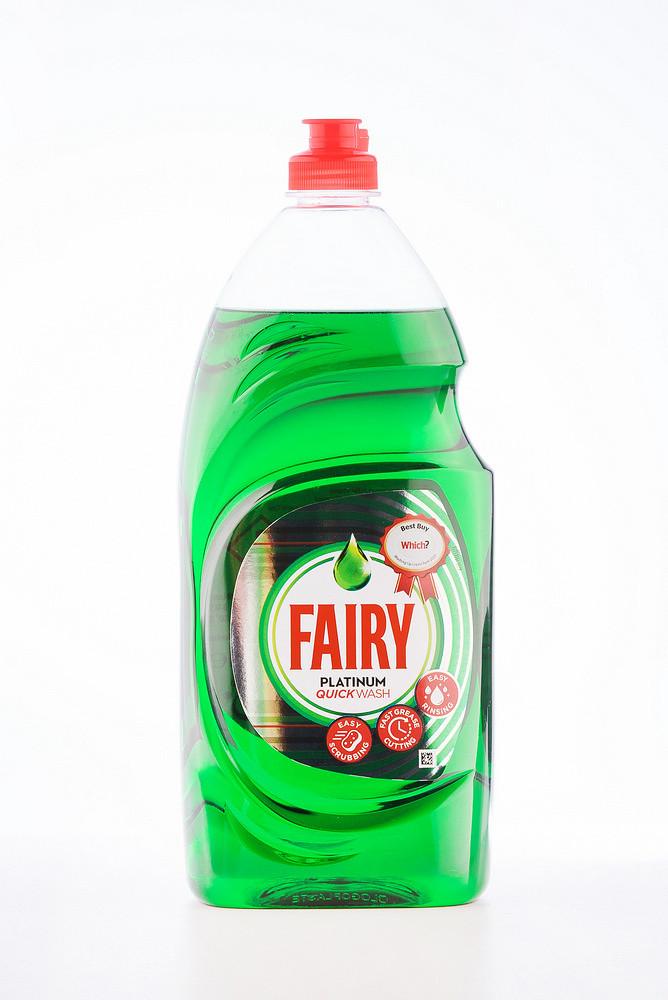 - FAIRY (8*1050 ml.) Platinum Original засіб для миття посуду