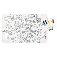 Набір з килимка-розмальовки та 4 маркерів 22609452 GUZZINI