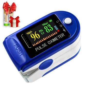 Пульсиметр оксиметр JETIX Oximeter Pulse   Прибор для измерения пульса и кислорода в крови