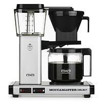 Капельная кофеварка Moccamaster KBG 741 AO Matt Silver