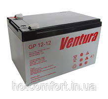 Акумуляторна батарея Ventura 12V 12Ah (151*98*101мм)