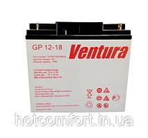 Акумуляторна батарея Ventura 12V 18Ah (181*76*166мм)
