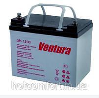 Акумуляторна батарея Ventura 12V 33Ah (195*129*179мм)