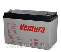 Акумуляторна батарея Ventura 12V 100Ah (330 * 172 * 224мм)