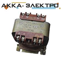 Понижуючий трансформатор ОСМ-0,16 380/5/22/110/110 (160Вт)