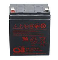 Акумуляторна батарея CSB HR1227WF2, 12V 6,5 Ah (101х70х94мм)