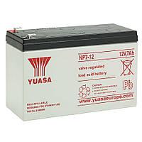 Акумуляторна Батарея для ДБЖ Yuasa NP7-12 12V 7Ah ( 151*65*94 (97,5)) , Q8