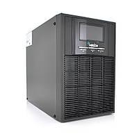 ИБП Merlion RTSW KRONOS Pro+1K Tower (900W) LСD, 110-300VAC, AVR 1st,3 SCHUKO outlet,  2x12V9Ah, USB & RS232,