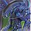 Фигурка Kenner Tribute Purple Alien Warrior 7″ Scale Figure (Alien Club Exclusive), фото 4