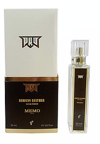 Elite Parfume Memo African Leather, унисекс 33 мл