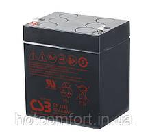 Акумуляторна батарея CSB GP1245 F1, 12V 4.5 Ah (90 х70х100 (105)) Q10