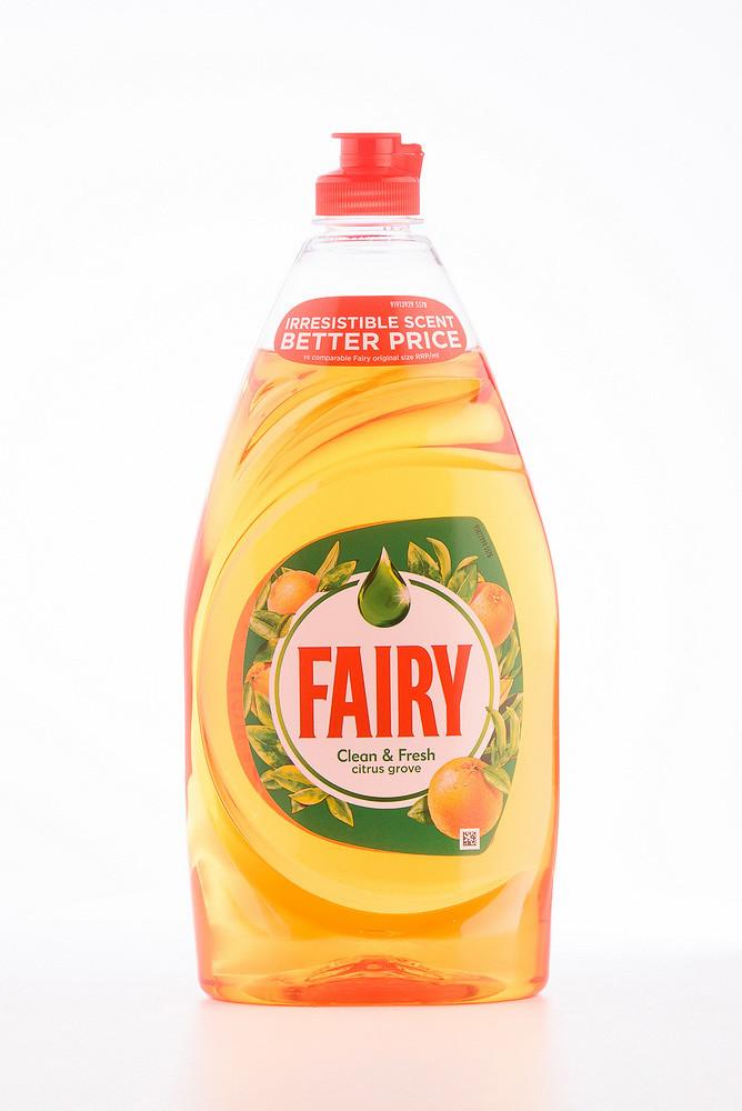 - FAIRY (8*820 ml.) Citrus Grove засіб для миття посуду