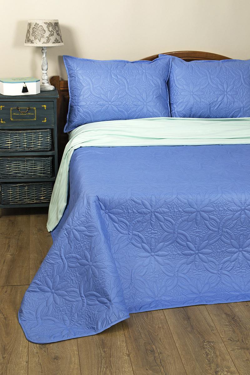 Покрывало Lotus Broadway - Basic синий 200*220