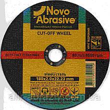 Круг зачисний NovoAbrasive 230 х 6,0 х 22