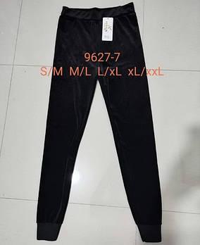 KENALIN брюки велюр 9627-7 (S-M, M-L, L-XL, XL-2XL)