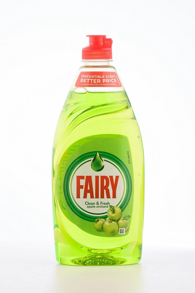 - FAIRY (16*520 ml.) Apple Orchard засіб для миття посуду