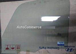 Стекло двери правой Hyundai HD65, HD72, HD78.