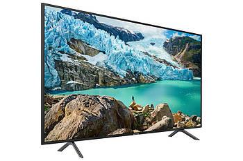 Телевизор Samsung UE75RU7099 (PPI 1400Гц / 4K / Smart / 60 Гц / 1400 к/с  / HDR10+ / Dolby Digital Plus )