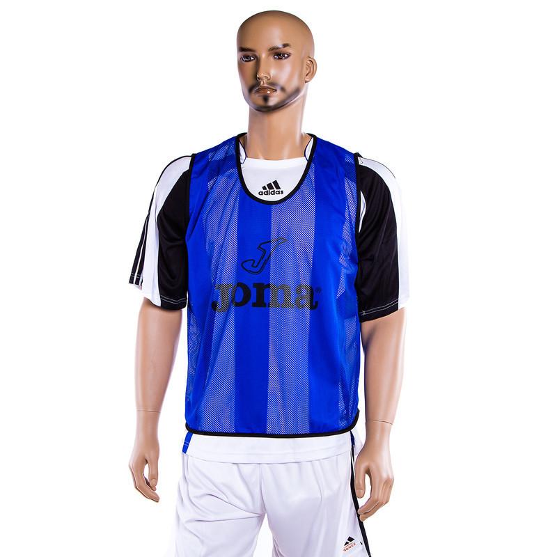 Манишка футбольная JOMA синяя RXJM-RL, M