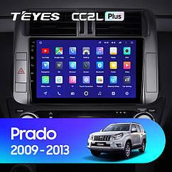 Штатная магнитола Teyes Toyota Land Cruiser Prado 2009-2013 Android