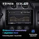 Штатная магнитола Teyes Jeep Compass 2009-2015 Android, фото 3