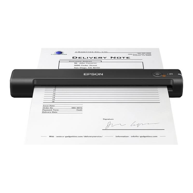 Принтери, сканери, БФП Epson Workforce ES-50