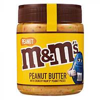 Арахисовая паста с драже  M&m's Peanut Butter Crunchy 225g, фото 1