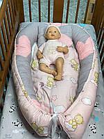 Кокон для новорожденных, Кокон гнездо, Кокон позиционер, Кокон для немовлят 22123501000