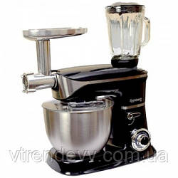 Кухонный комбайн Rainberg RB-8080 3 в 1 2200W Black