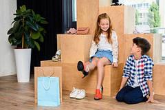 Детские и подростковые туфли для девочек и мальчиков
