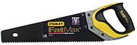 """Ножовка L-380мм, 7 TPI, продольный и поперечный рез,""""FatMax® Jet-Cut"""" STANLEY 2-20-528"""