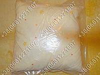 Детская подушка антиаллергенная 40х40 в кроватку (в желтых тонах)