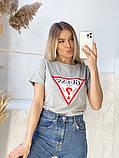 Жіноча футболка Guess різні кольори, фото 8