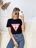 Жіноча футболка Guess різні кольори, фото 9