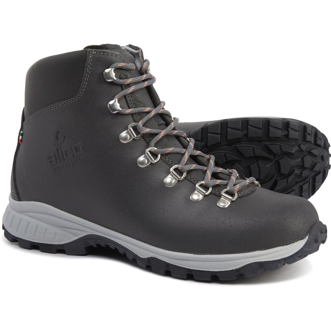 Ботинки трекинговые Alico Sherpa (Код ASHPG-43)