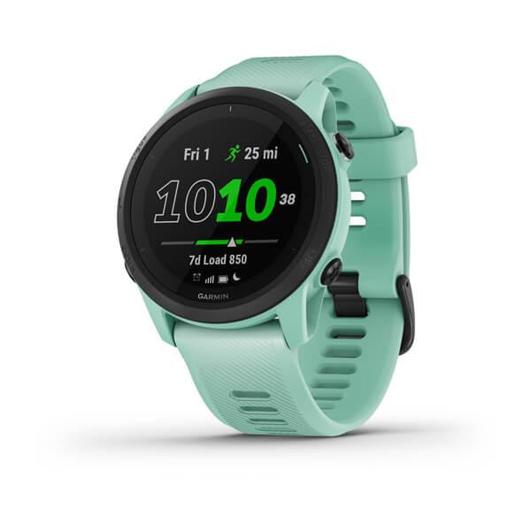 Смарт-часы Garmin Forerunner 745 Neo Tropic (010-02445-11)