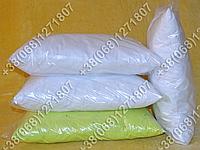 Детская подушка антиаллергенная 40х40 в кроватку (в белом цвете)
