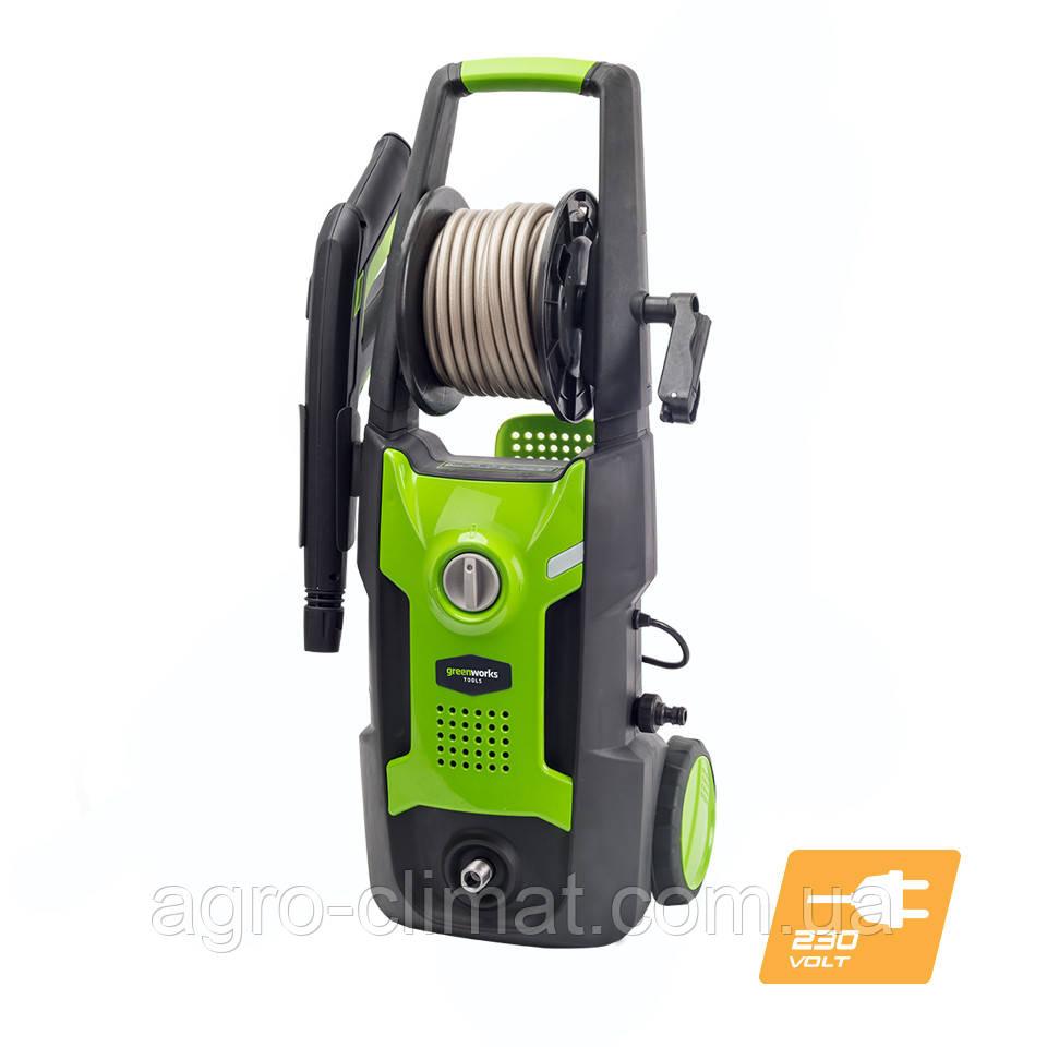 Мийка високого тиску Greenworks GPWG4