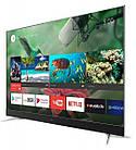 Телевізор TCL U65C7026 (65 дюймів / 4K / Android TV / PPI 1600 / Wi-Fi / JBL / DVB-C/T/S/T2/S2), фото 2