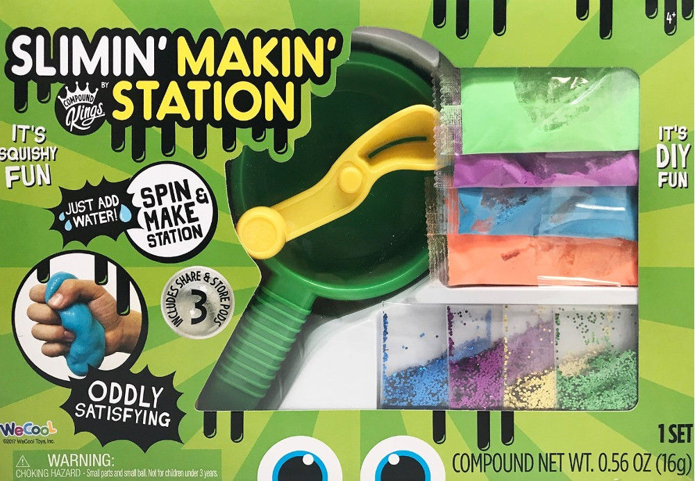 Лизун Compound Kings DIY - Slime Making Station (110124)