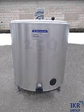 Танк охладитель молока, воды, сока Alfa Laval на 250 литров б/у