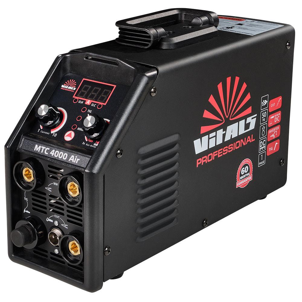 Зварювальний апарат Vitals Professional MTC 4000 Air (88220N)
