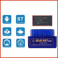 Сканер ELM327 V1.5 PIC18F25K80 OBD2 Bluetooth ELM 327 V1.5 1,5 для Android ODB2 считыватель кодов, hs00028