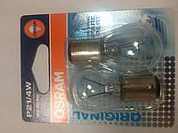Лампа автомобильная Osram P21/4w 7225-02b
