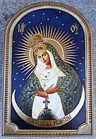 Остробрамская икона Божией Матери оберег для дома и семьи