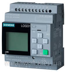 Логический модуль Siemens LOGO!8 LOGO!24RCE 6ED1052-1HB08-0BA0