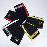 Чоловічі трикотажні шорти PUMA,чорного кольору., фото 5